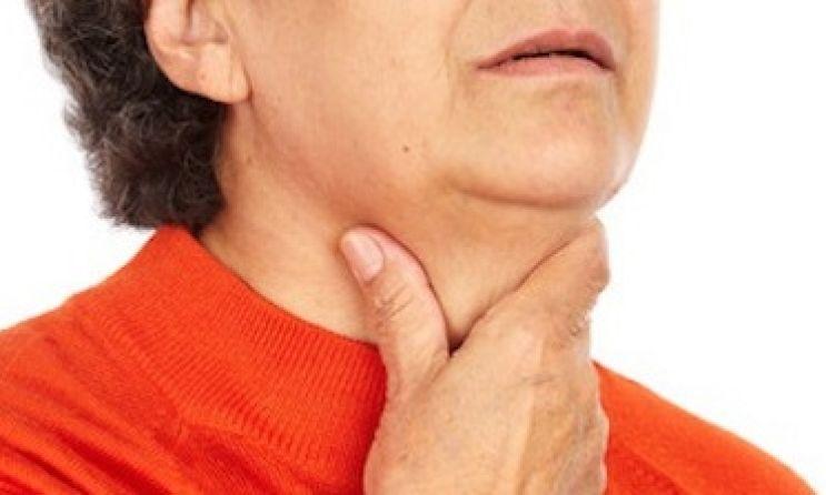 Может ли остеохондроз давить на горло