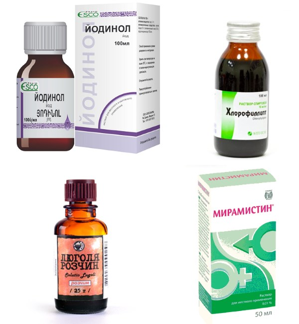 Что применять на 7 день болезни насморка и боли в горле