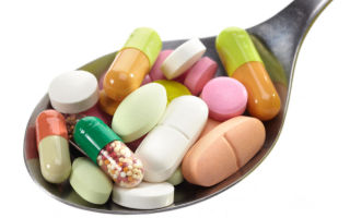 Таблетки от ларингита
