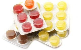 Виды таблеток от горла, особенности их выбора и применения