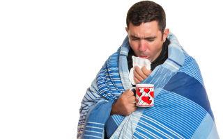 Насморк и боль в горле без температуры