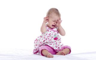 Боль в ухе ребенка — причины, лечение и профилактика