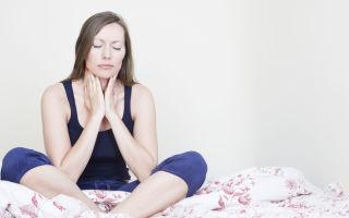 Полоскание горла при ангине: лекарственные растворы, народные рецепты