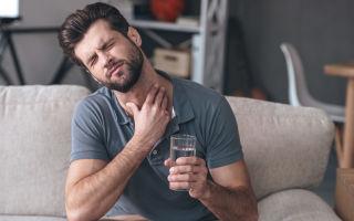 Полоскание горла эффективными препаратами