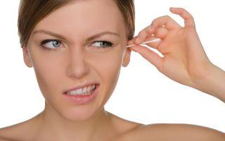 Что делать, когда после чистки уха ватной палочкой его заложило?