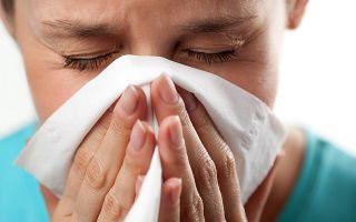 Как проявляется аллергический ринит: лечение и специфика