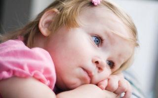 Что делать если у ребенка заложен нос