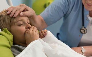 Лечение кашля при аденоидах