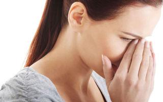 Симптомы аденоидов у взрослых