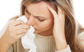 Если заложен нос — что делать в домашних условиях?