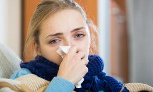 Что делать, если сильно заложен нос?