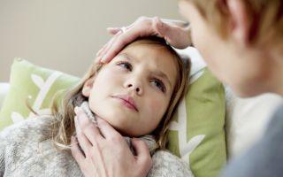 Как лечить ангину у ребенка – важные рекомендации