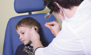 Как лечить тубоотит у детей?