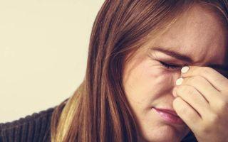 Катаральный гайморит — симптомы и лечение