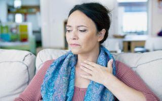 Почему чешется горло? Как лечить?