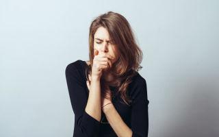 Причина сухости в горле, вызывающей кашель