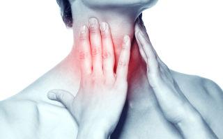 Заболевание трахеита и верхних дыхательных путей