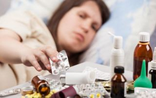 Лекарства для лечения гайморита список необходимых медикаментов