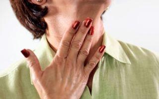Правильное лечение воспаления язычка в горле