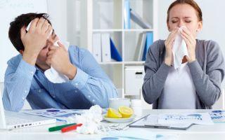 Если затяжной насморк не проходит: что делать и чем лечиться?