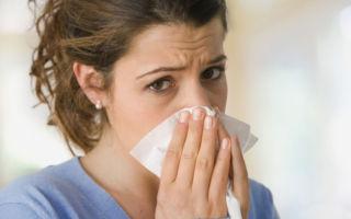 Почему возникает заложенность носа