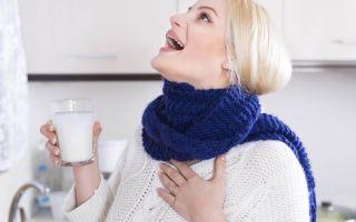 Что помогает от сильной боли в горле?