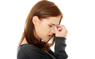 Синусит — причины, клиника, диагностика и лечение