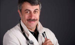 Лечение ларинхотрахеита у детей по методике Комаровского