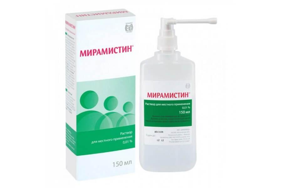 мирамистин для профилактики венерических заболеваний