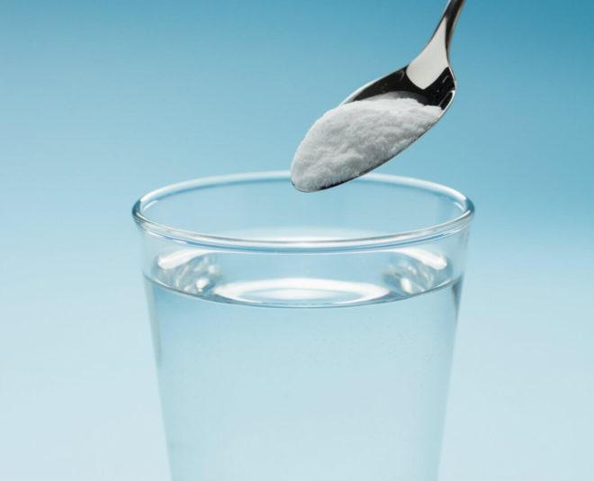 1 чайная ложка на стакан
