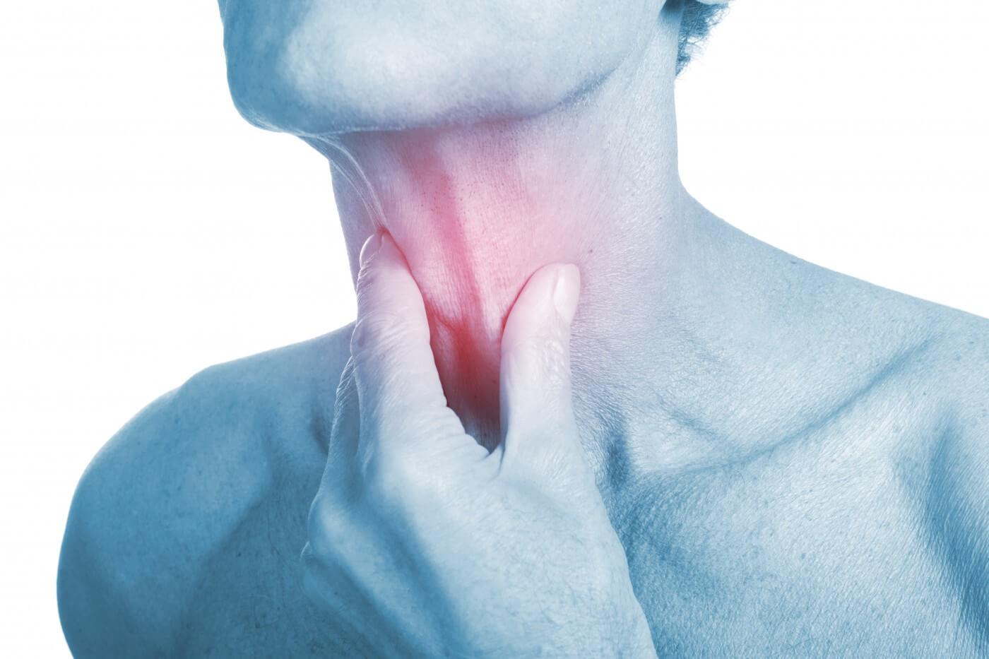 Первая помощь при ангине и воспалении горла