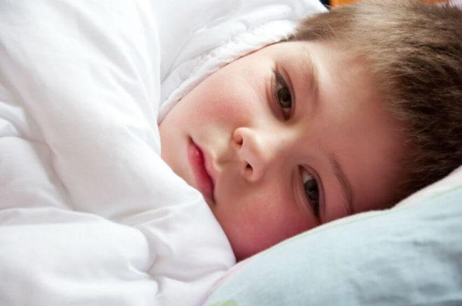 Соблюдение постельного режима при фарингите