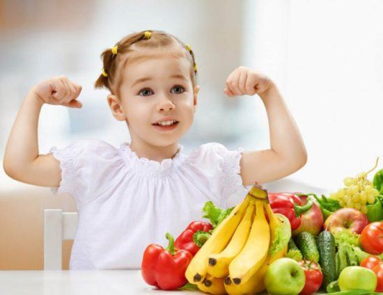 питание при аденоидах