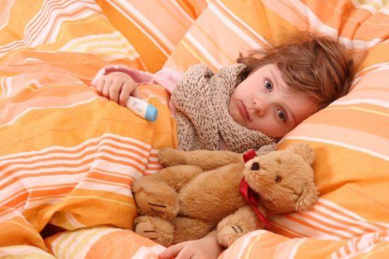 лечение инфекций у детей