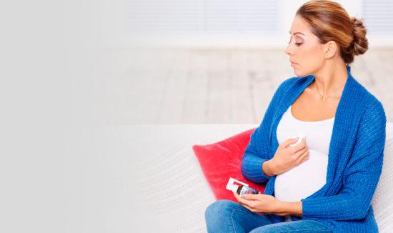 лечение тонзиллита у беременных