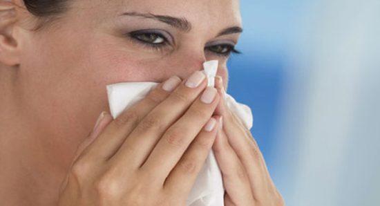 заложенность носа, причины