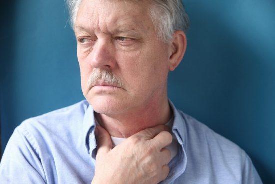 диагностика при коме в горле