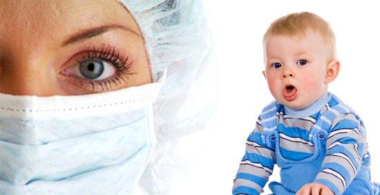 Причины заболевания детей