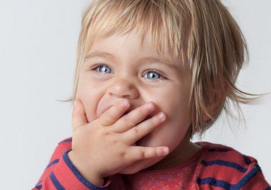 герпес в горле у детей