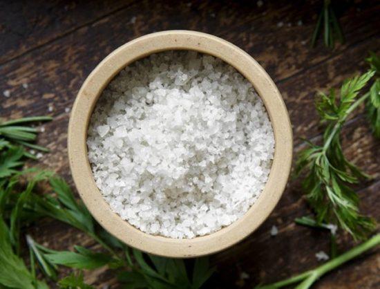 соль и сода при ангине