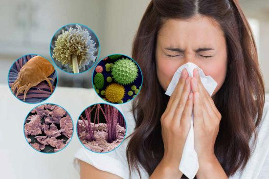 аллергия при трахеите