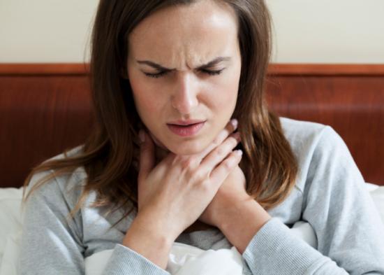 воспаление глотки и гортани