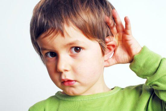причины глухоты