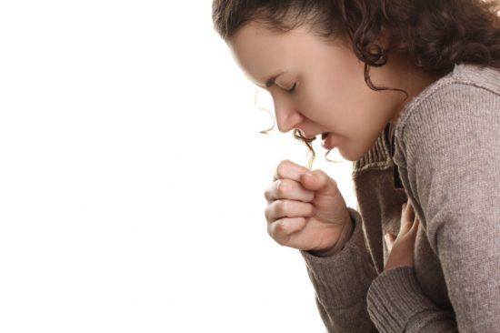 кашель - симптом тонзиллита и ангины