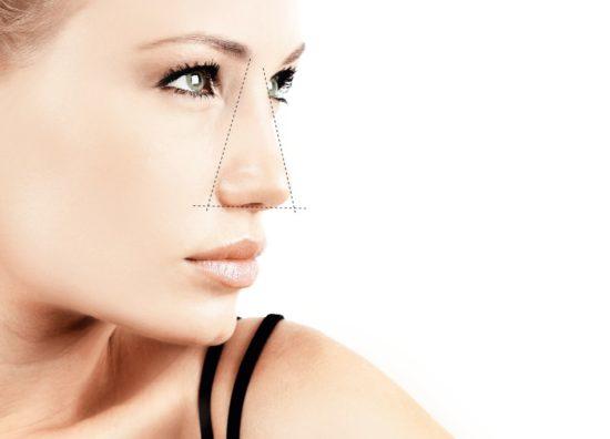 лазер при деформации носовой перегородки