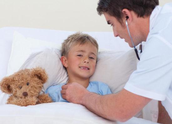 Температура у ребенка держится 3-4 дня