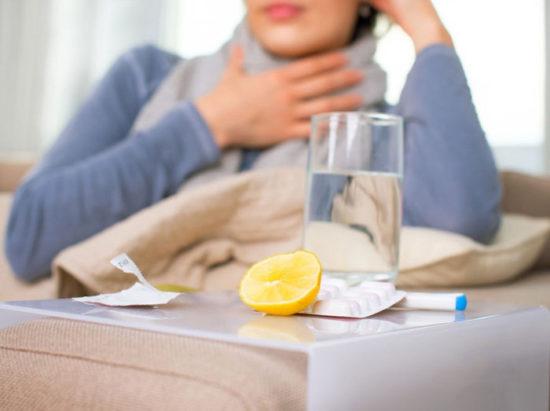 хроническая боль в горле