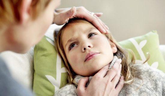 симптомы инфекционного заболевания