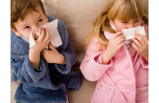 осмотр у врача при аллергическом рините