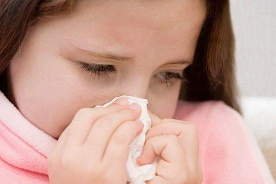 Раздражители слизистой носа